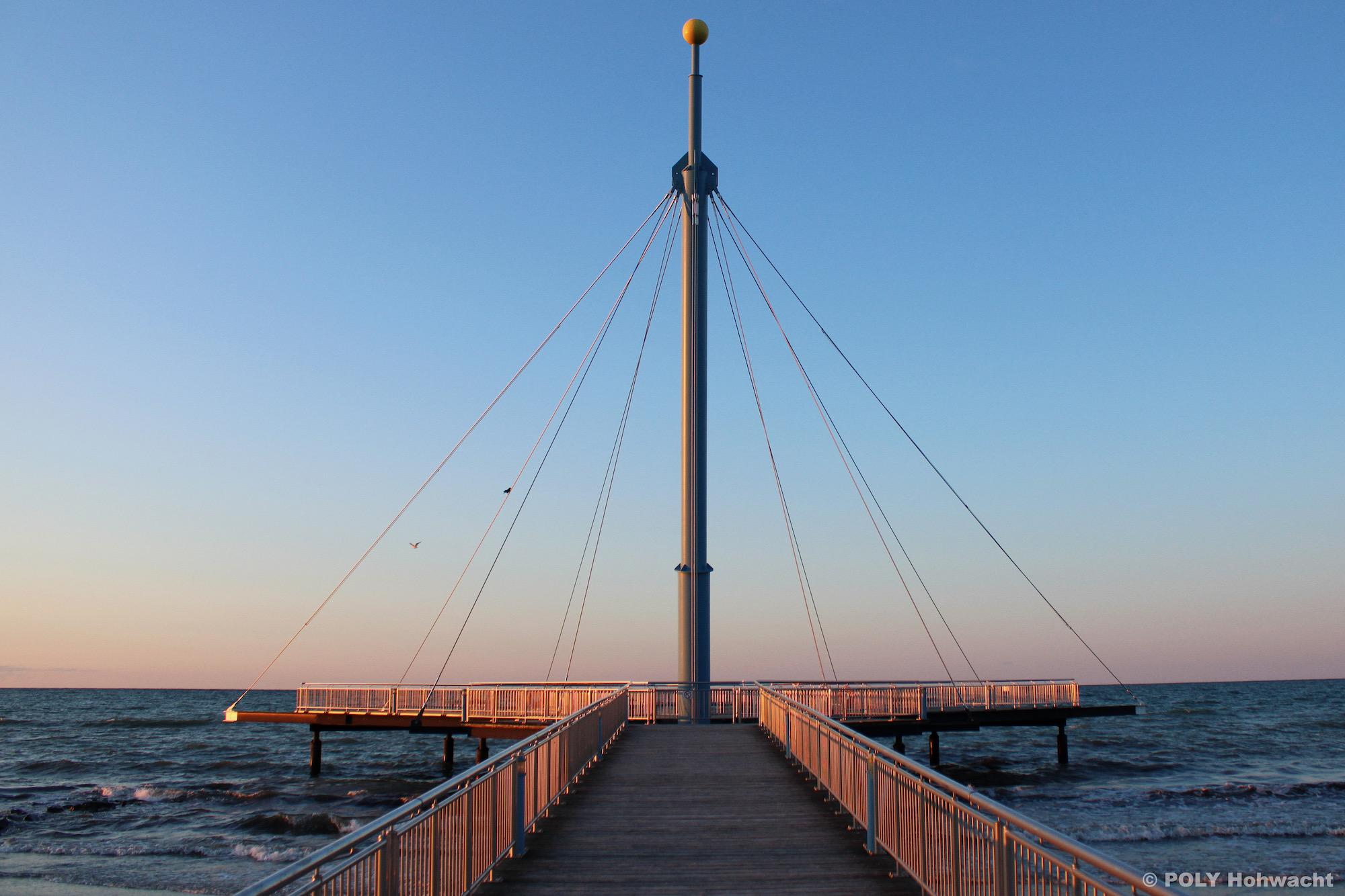 Die Hohwachter Flunder an der Ostsee